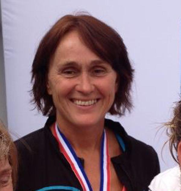 Ingrid Møllerup vinder EM-medalje i Eindhoven