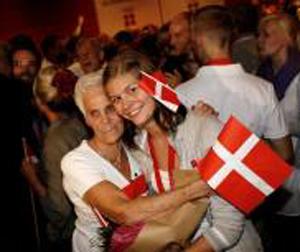 Lotte og Lisa Friis