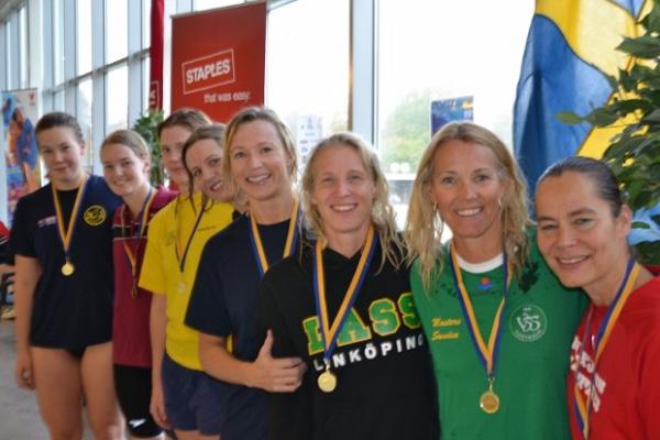 Anette Philipsson satte ER i NM 2012 i Borås