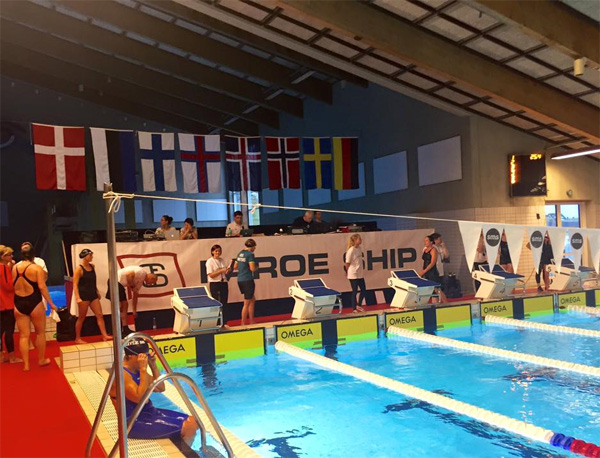 Nordic                                               Masters Swimming                                               Championships 2015 -                                               Thorshavn