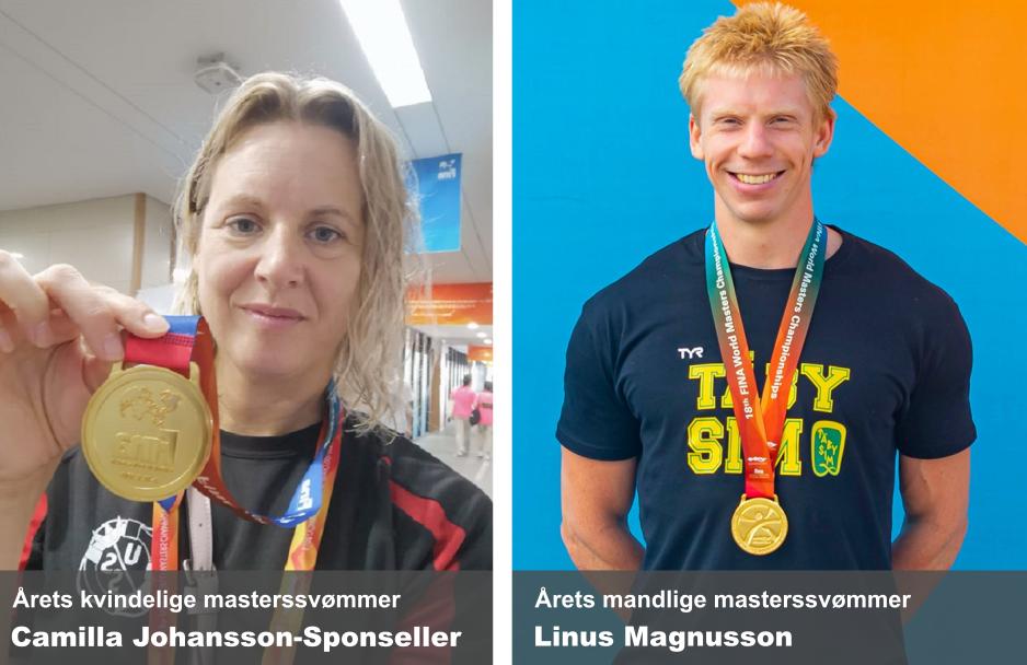Årets masters 2020 i                                               Sverige