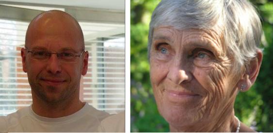 Daniel L�nnberg og                                               Kerstin Gj�res k�ret                                               til �rets                                               Masterssv�mmere i 2017