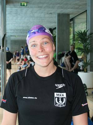 Anna                                               Lohmmann satte nordisk                                               rekord ved Skånska DM