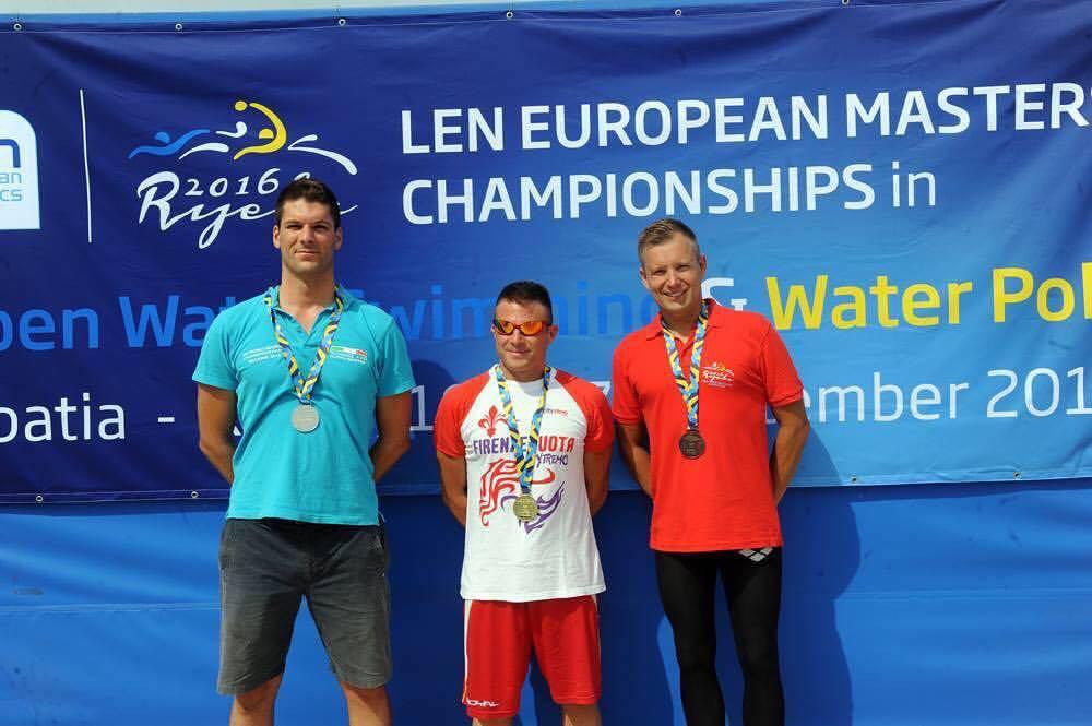 Casper                                               Nordahl-Meyer vinder                                               EM-bronze i OW i Rijeka