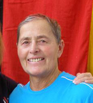 Christel                                                       Schultz sætter                                                       verdensrekord i                                                       Flensborg