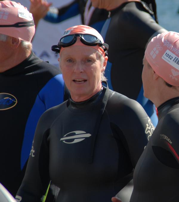 Eva Raahauge - Haslev Svømmeklub