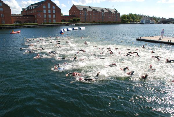Starten går i Christiansborg Rundt