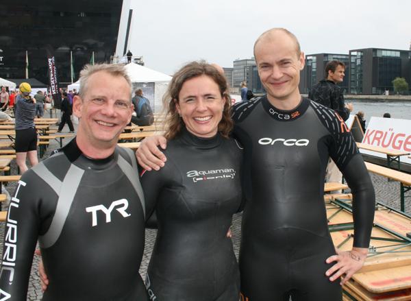 Bent Cold Pedersen, Karen Løvschal og Allan Jensen