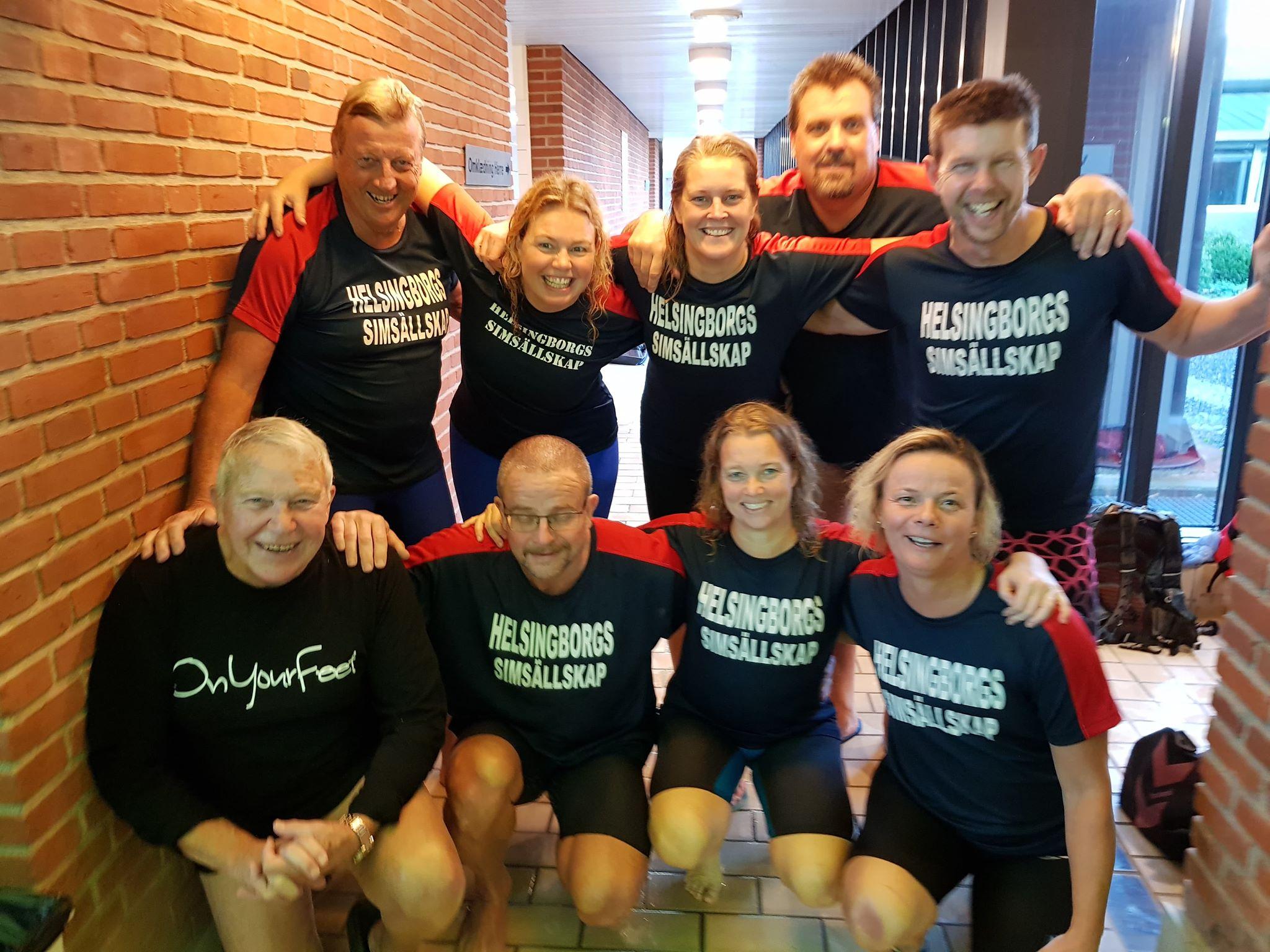 Team Helsinborg ved                                               �bne K�benhavnske                                               Masters