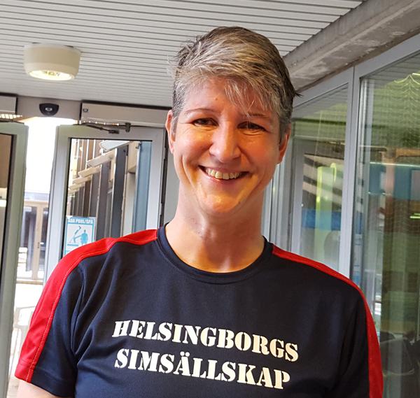 Helena Åberg -                                               Helsingborg Simsällskab