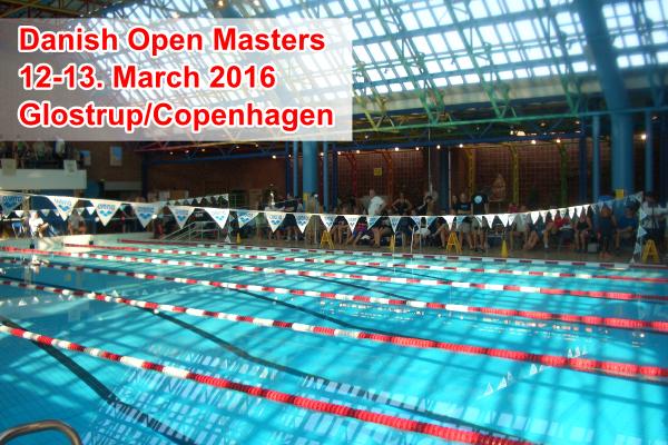 DOM-K (Danish Open                                               Masters 2016) i Glostrup