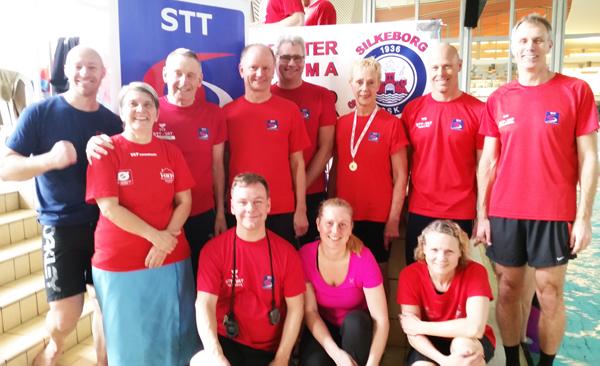 DOM-K 2015 Swim                                               Team Taastrup