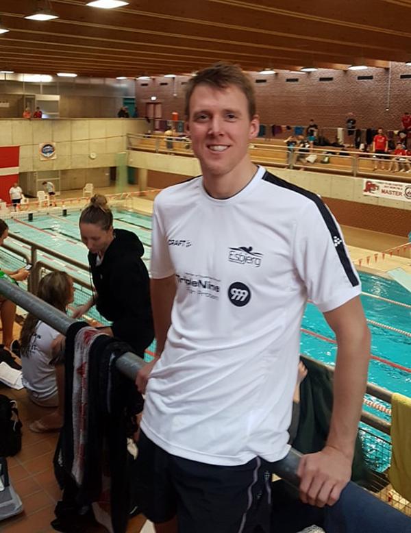 Jacob Carstensen ved                                               DOM-K 2018 i Esbjerg
