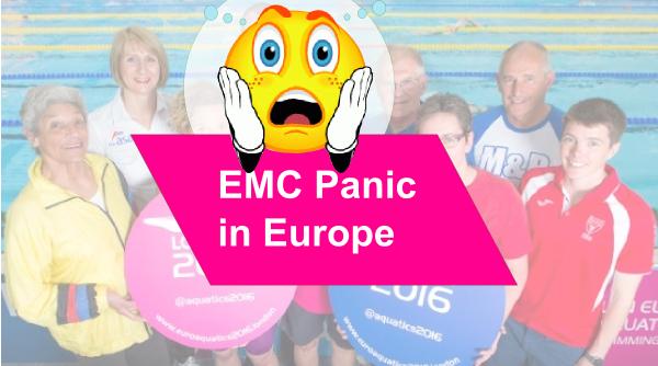 EMC Panic in                                               Europe