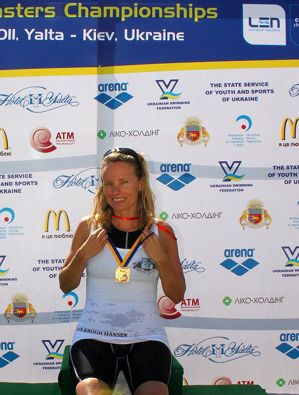 EM 2011 Yalta - Linn Krogh Hansen