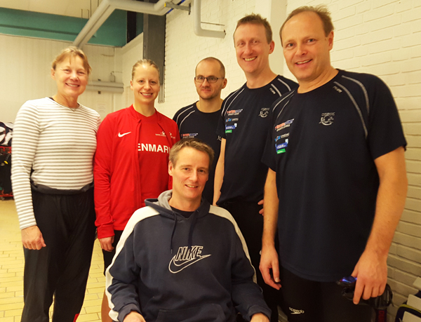 Østdanske                                                       Mastersmesterskaber                                                                                                                               2017 - Køge                                                       Svømmeklub