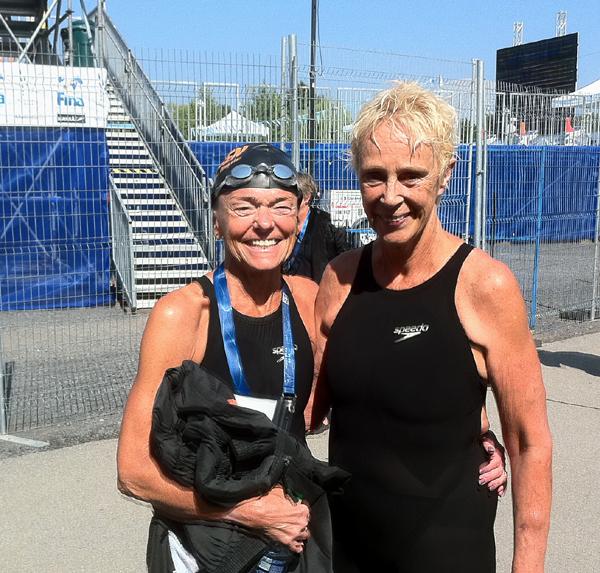 Elisabeth                                                         Ketelsen og                                                         Margit Ohlsson                                                         vinder guld i                                                         Montreal