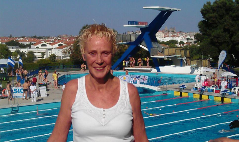 Elisabeth                                                         Ketelsen ved                                                         Portugisiske                                                         Sommer Masters i                                                         Evora