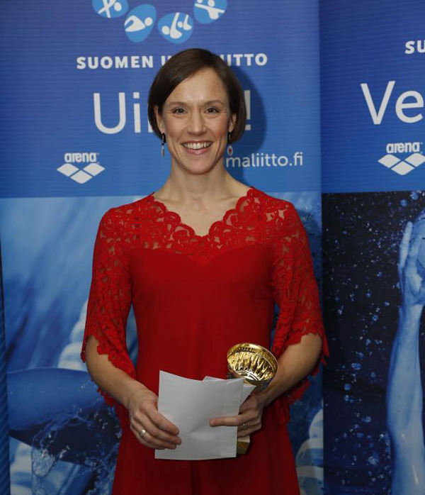 Raakel Luoto sets                                               European Record at Finnish                                               Open Masters 2017