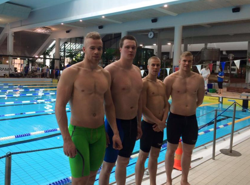 European Masters                                               Record by Jyväskylä at                                               Finnish Masters Open 2015