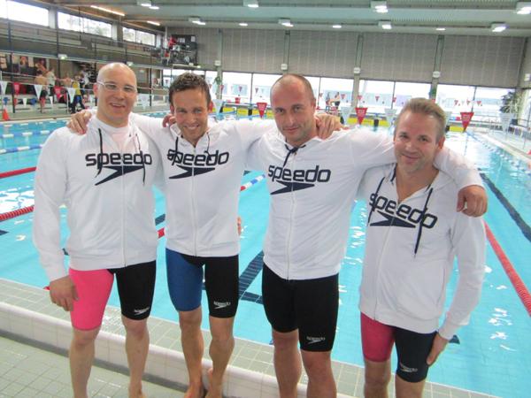 Finske Open                                                         Masters 2014 -                                                         European Masters                                                         Record