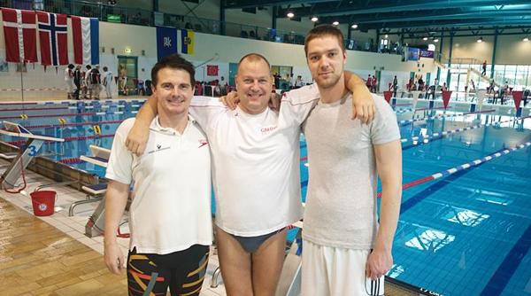 Internationale                                               Förde Masters Schwimmfest                                               2015