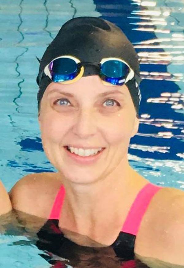 Sanne Juel - bedste                                               kvinde ved Flensburg                                               Masters 2020