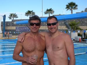 Glen Christiansen og Nick Gillingham