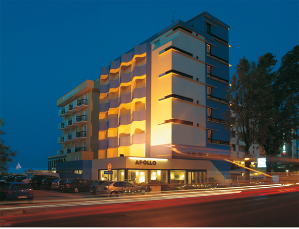 Hotel Apollo, Riccione