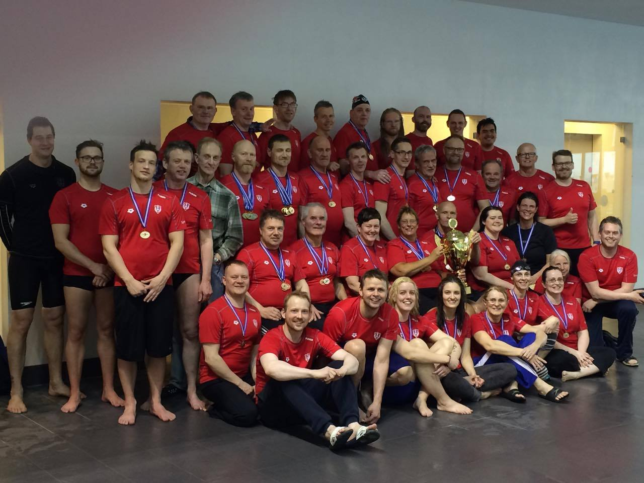 Hafnarfjodur Swim                                               Club vandt årets IMOC                                               2016