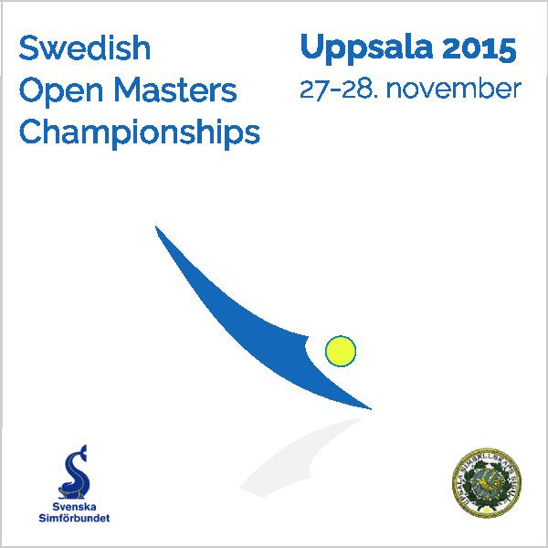Invitation til                                               ôppna Svenska Masters 2015                                               i Uppsala