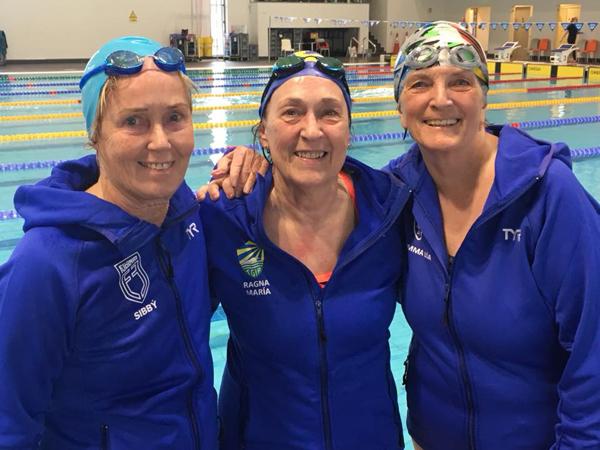 9 rekorder ved                                               Islandsk Påske Masters                                               Stævne 2018
