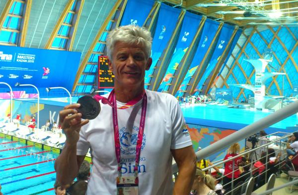 Leonard Bielicz                                               til Masters VM i Kazan