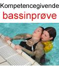 Kompetencegivende                           bassinprøve