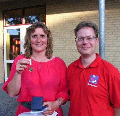 Lene Rødshagen bliver æresmedlem