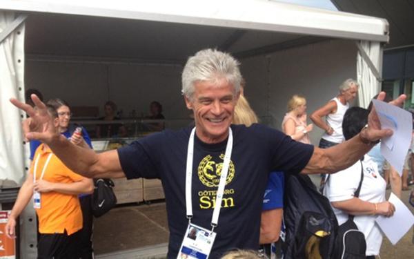 Leonard Bielicz - guld ved EM i Eindhoven