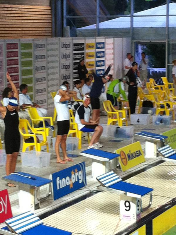 Louise Delani - 800 fri ved VM i Riccione