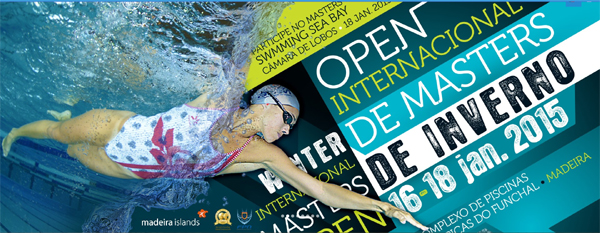 Invitation til                                                 Madeira Open Masters                                                 2015