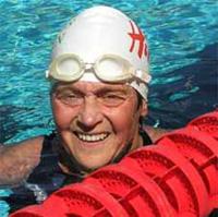 Margareta                                                       Rainer sætter ny                                                       ER i 400 m fri                                                       Pori