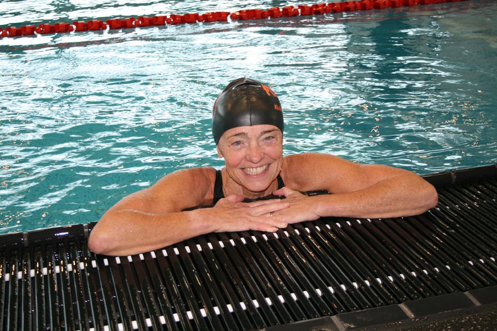 Margit                                                     Ohlsson - goes to                                                     World Masters                                                     Championships
