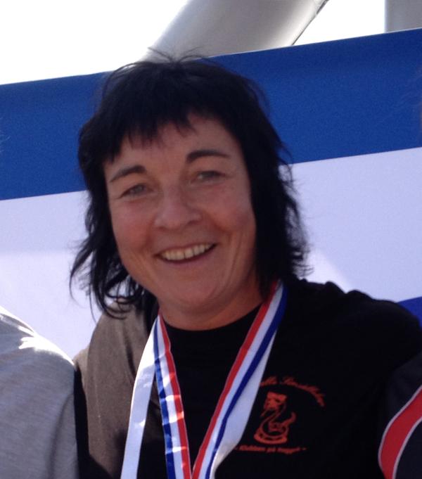 Maria                                                         Norberg vinder                                                         guld i 50 m                                                         butterfly ved VM                                                         i Montreal