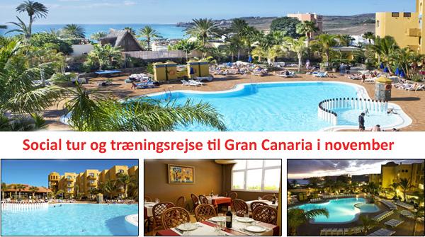 Monte Felix                                                         - Training Camp                                                         Grand Canaria