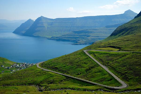 Færøerne byder på                                               fantastisk mange                                               naturoplevelser