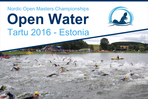 Nordic Open Water                                               Championships 2016