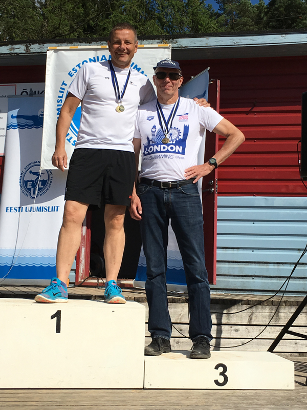 Nordic Open                                               Masters 2016 Open Water                                               Estonia