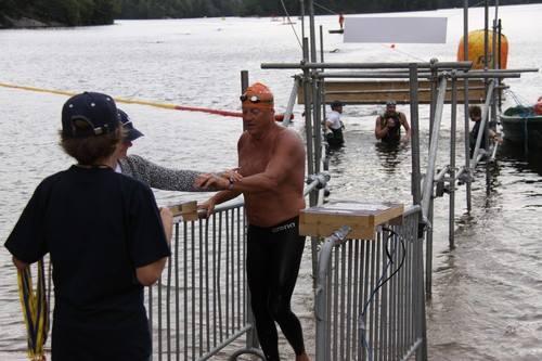 Kent Hamberg -                                               Nordic Open Water Masters                                               2015 Göteborg