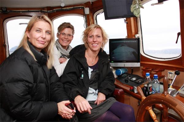 Nordiske Masters 2010 - Marianne, Sanne og Dorthe