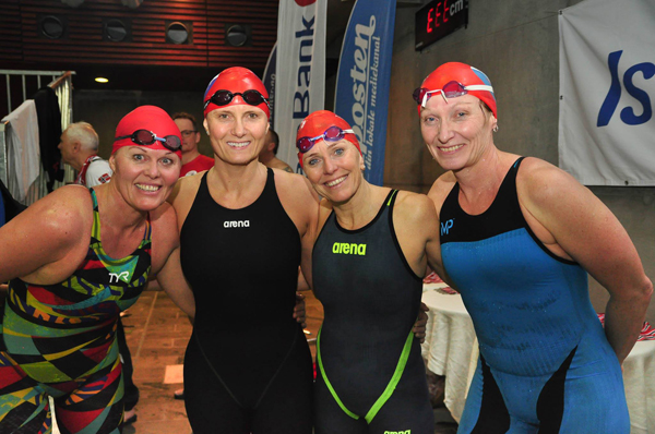 Masør-Jentene satte                                               ny verdensrekord i Alta