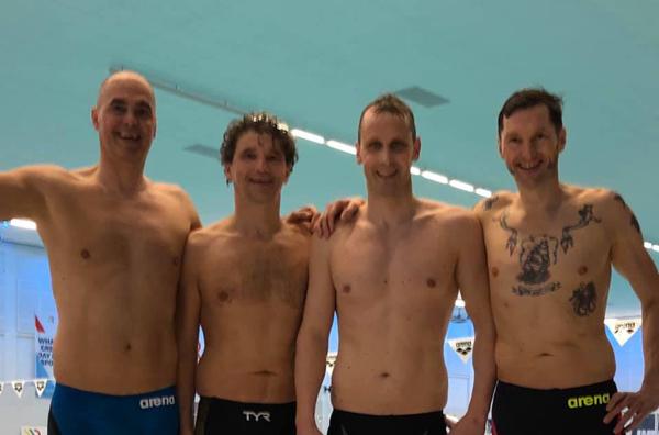 Norsk holdkap fra IL                                               Varg sætter Europarekord