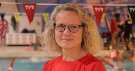 Pia Thulstrup                                               satte igen Verdensrekord